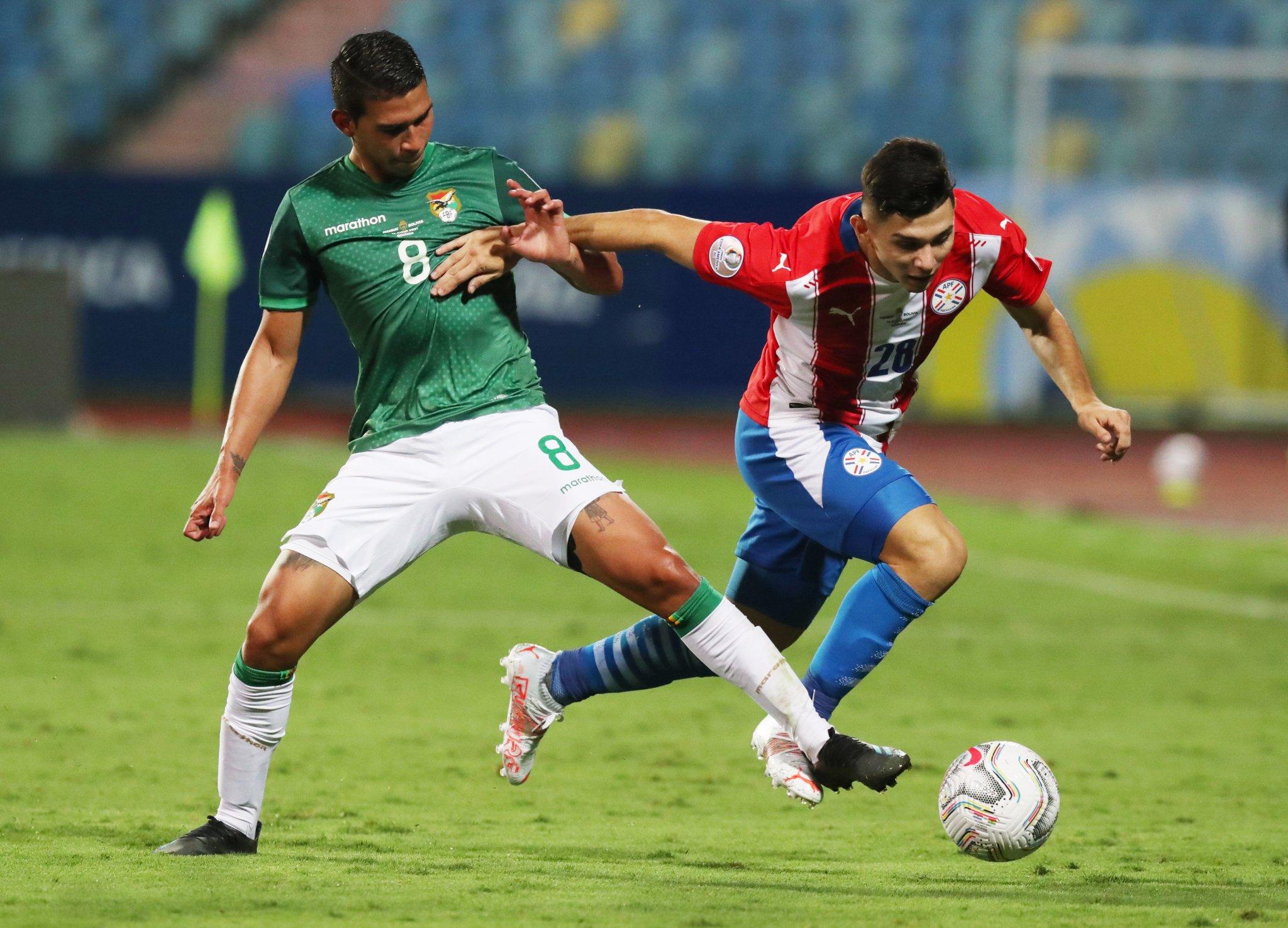 Bolivia no aguantó, cayó ante Paraguay