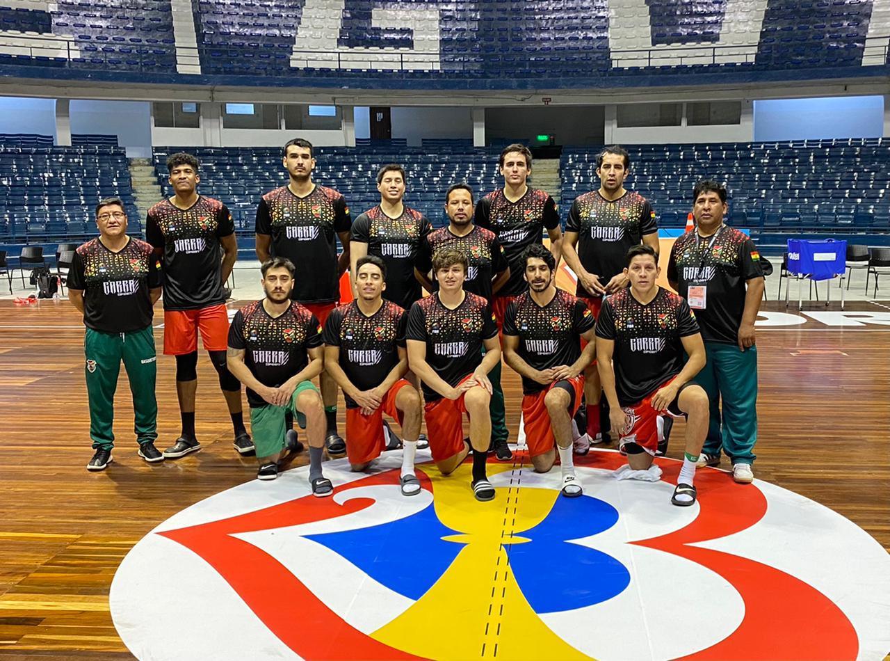 Bolivia busca sellar el pase en la AmeriCup de baloncesto
