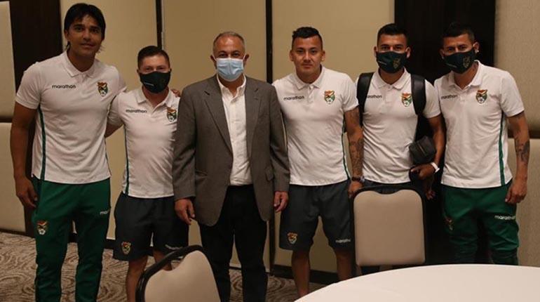 Bolivia, golpeada por la COVID-19, debuta en la Copa América