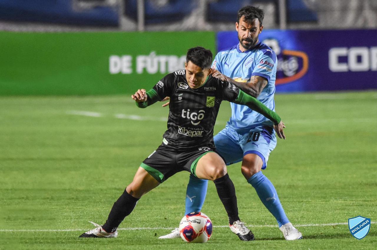 Bolívar recibe otra bofetada