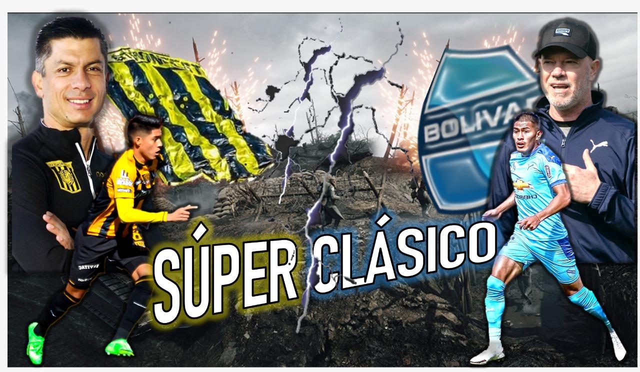 The Strongest ante Bolívar, un clásico para la recuperación