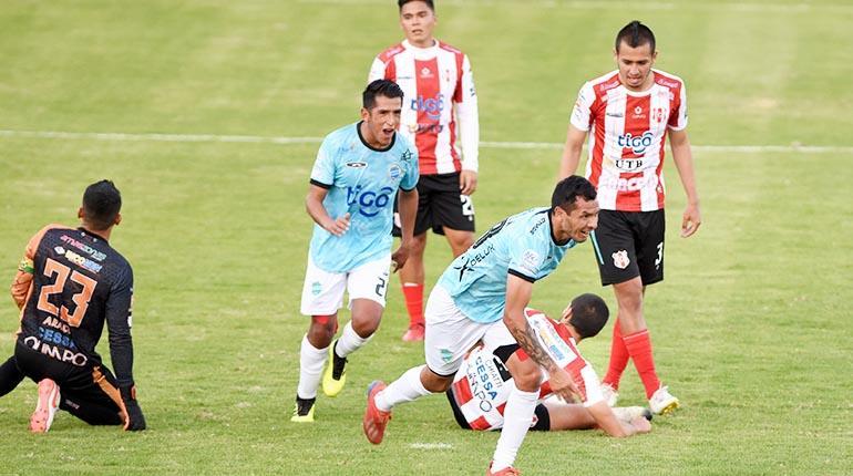 Aurora busca liquidar primero a Independiente en pleno estadio Patria